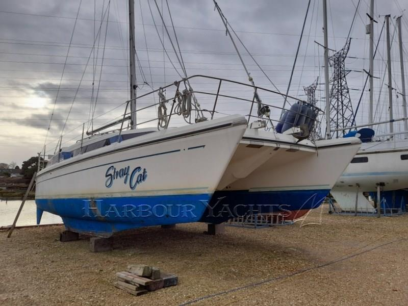 Prout - 37 Snowgoose Elite - £68,950 incl VAT