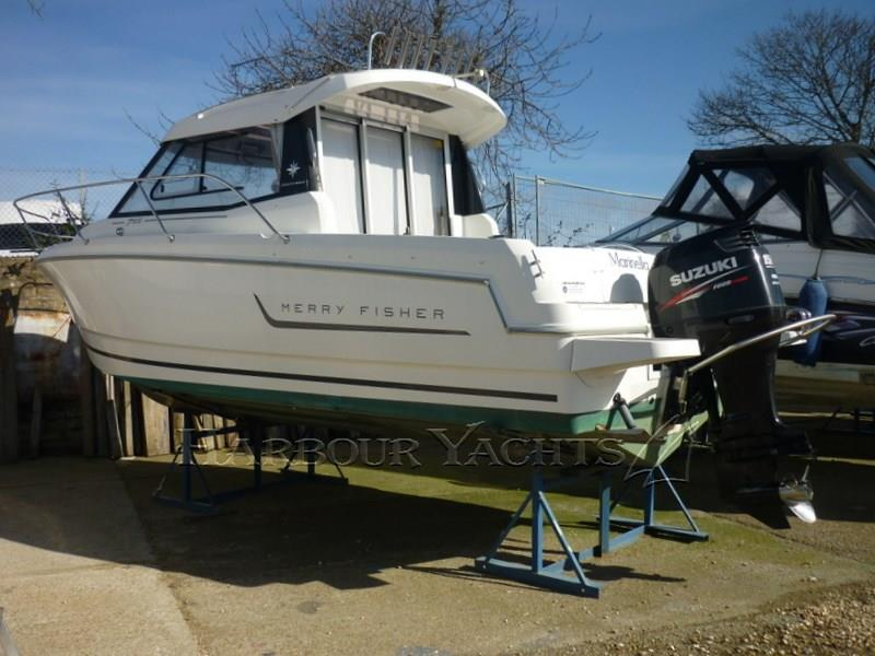 Jeanneau - Merry Fisher 755 - £44,950 incl VAT
